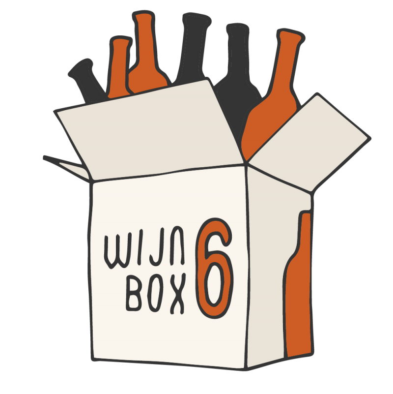 Wijnabonnement Casa del Vino Amsterdam, wijn abonnement, wijnbox
