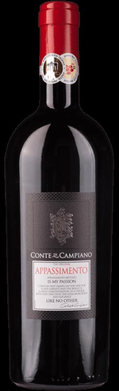 Bestel Conte di Campiano Appassimento bij Casa del Vino
