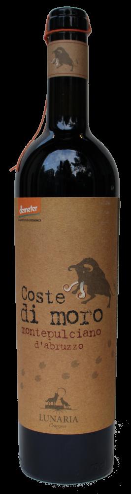 Bestel Lunaria Coste di Moro Montepulciano DOP bij Casa del Vino