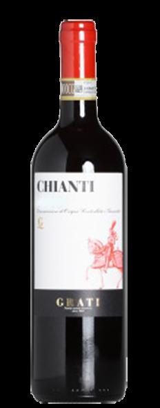 Bestel Grati Chianti DOCG bij Casa del Vino
