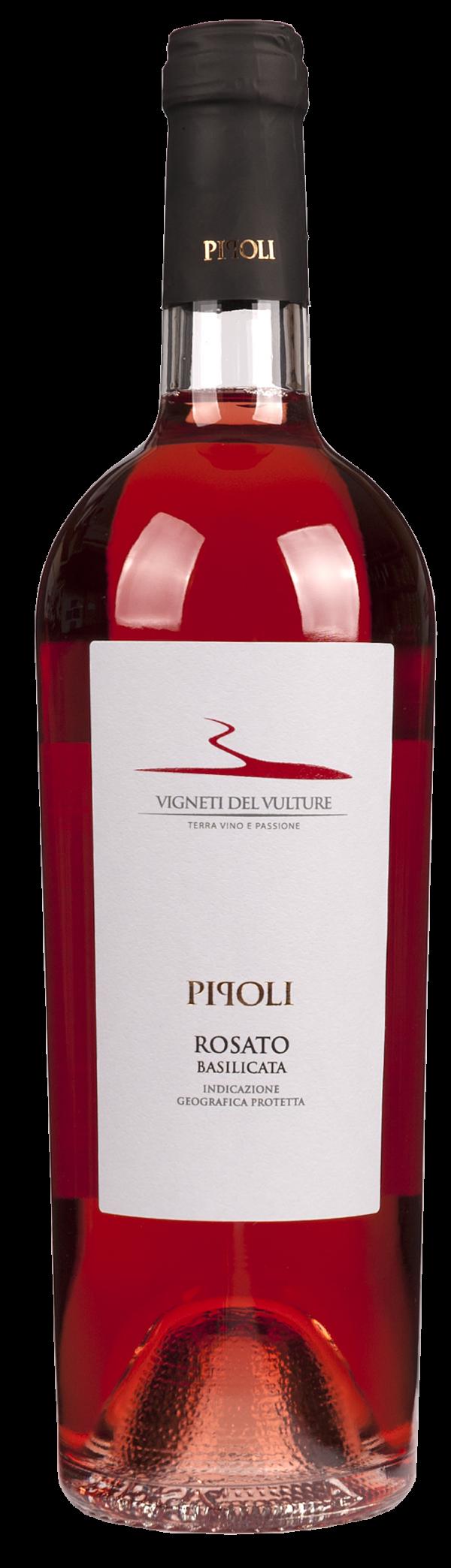 Bestel Pipoli Rosato Aglianico bij Casa del Vino