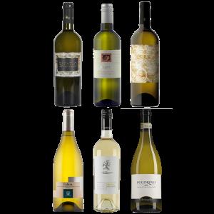 Proefpakket witte wijnen