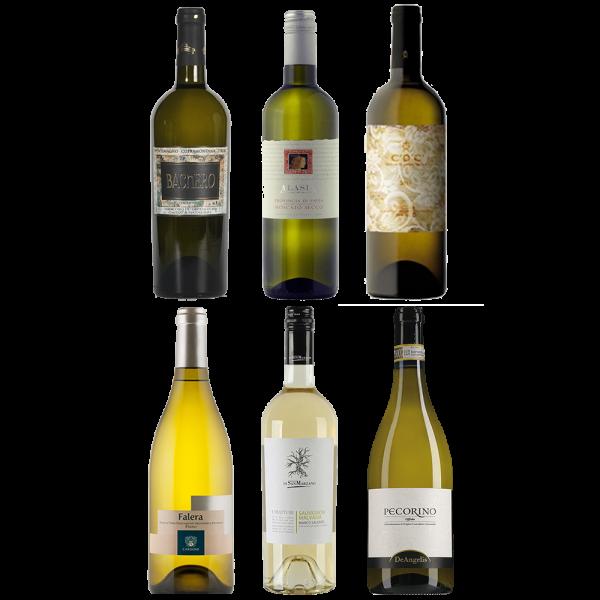 Bestel Proefpakket witte wijnen bij Casa del Vino