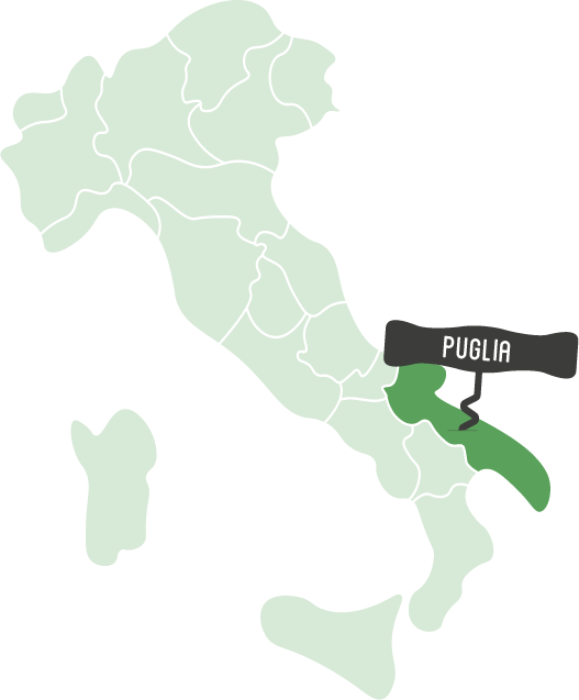 Wijnen Puglia