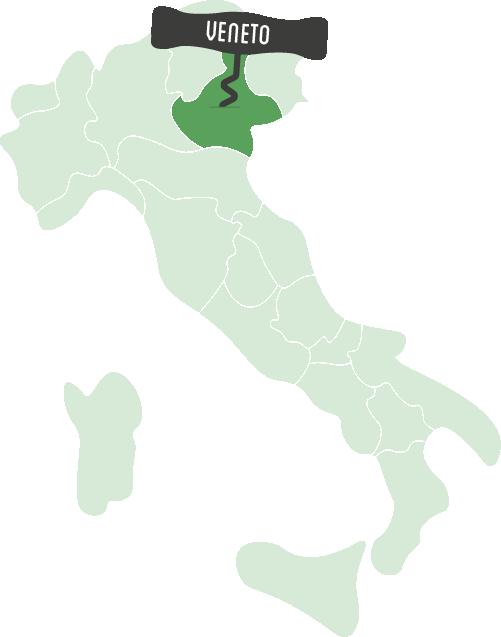 Wijnen uit Veneto