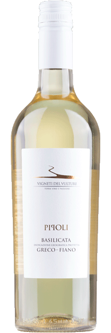 Bestel Pipoli Bianco Greco / Fiano Basilicata bij Casa del Vino