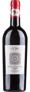 Contri Why Not? Nero d'Avola - Syrah Riserva
