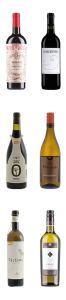 Proefpakket biologische Italiaanse wijnen (3 rode en 3 witte wijnen)