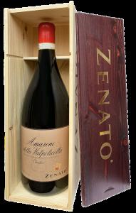 Bestel Zenato Amarone della Valpolicella Classico  – Jeroboam (3 liter) bij Casa del Vino
