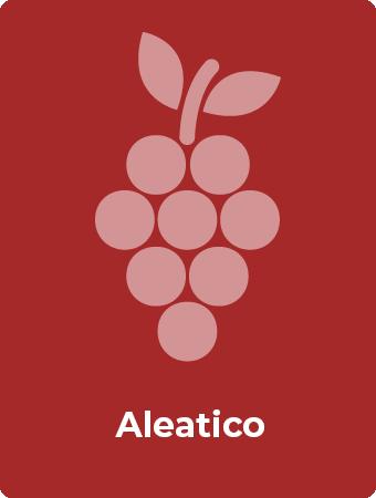 Aleatico druif