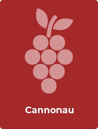 Cannonau druif