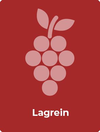 Lagrein druif