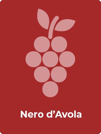 Nero d'Avola druif